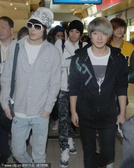 Jonghun, Hongki, Minan, Seunghyun